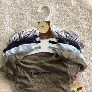 Carter's 5 pack bodysuits NWT 18 mos